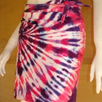 Sarong with Ties - Short